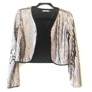 Sequin top, get your sparkle on!